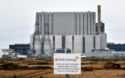 Dungeness power station