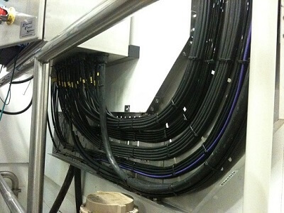 Image of industrial cabling